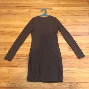ZARA Knit Mini Dress, size S